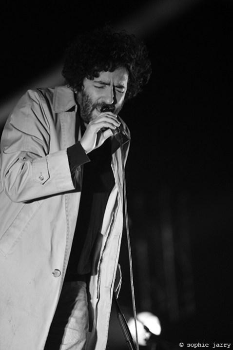 DESTROYER. Pitchfork Festival Paris. 30 October 2015