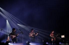 HINDS. Pitchfork Festival Paris. Carlotta Cosials - vocals, guitar Ana García Perrote - vocals, guitar Ade Martín - bass Amber Grimbergen - drums 31 October 2015