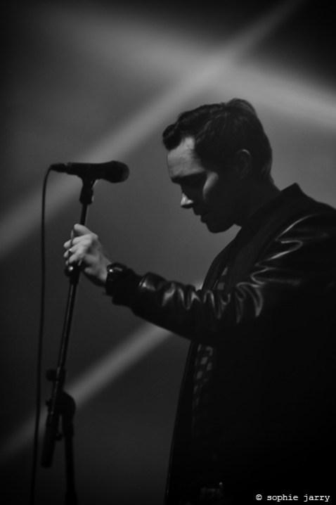 RHYE, Michael Milosh Pitchfork Festival Paris. 30 October 2015