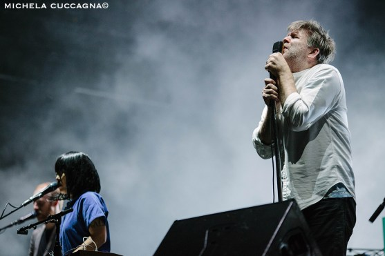 LCD soundsystem.We love green.4 juin 2016.Bois de Vincennes.Paris.Michela Cuccagna©