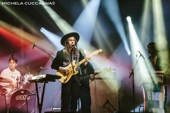 Aldous RH .Pitchfork Music Festival.27 octobre 2016.La Grande Halle de la Villette.Paris.Michela Cuccagna©
