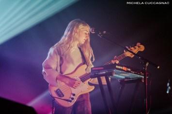 Porches.Pitchfork Music Festival.28 octobre 2016.La Grande Halle de la Villette.Paris.Michela Cuccagna©