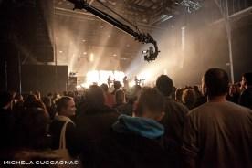 Suuns.Pitchfork Music Festival.27 octobre 2016.La Grande Halle de la Villette.Paris.Michela Cuccagna©