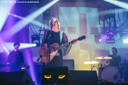Minor Victories.Pitchfork Music Festival.29 octobre 2016.La Grande Halle de la Villette.Paris.Michela Cuccagna©
