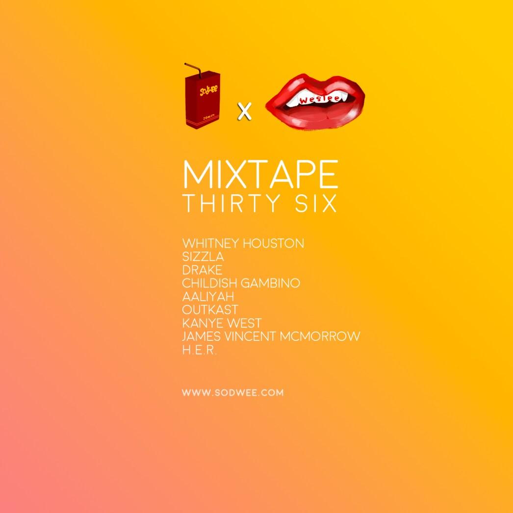 Weslee - New Mixtape #36 - Sodwee.com