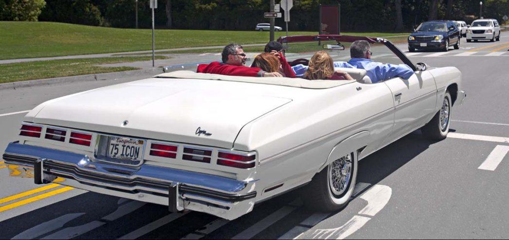 1976 Chevy Caprice - Cabriolet - Sodwee.com