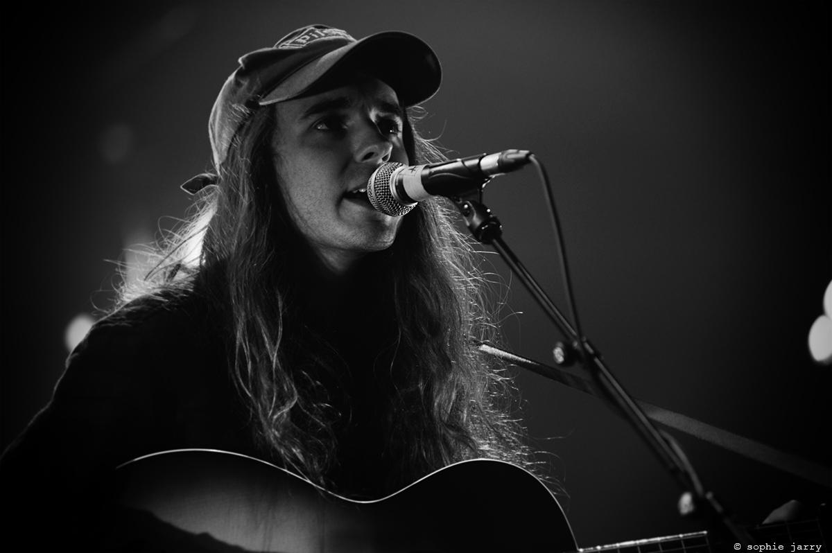Andy SHAUF. Pitchfork Paris, 3 November 2017