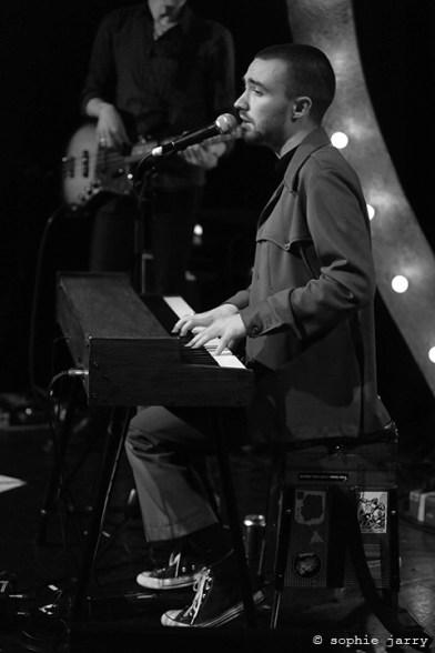 Matt Maltese live at #P4Kparis #avantgarde