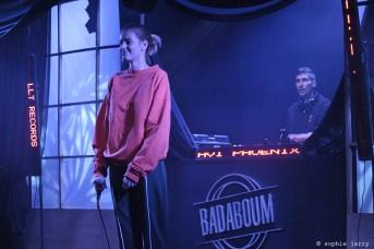 Mavi Phoenix live for #P4Kparis #avantgarde