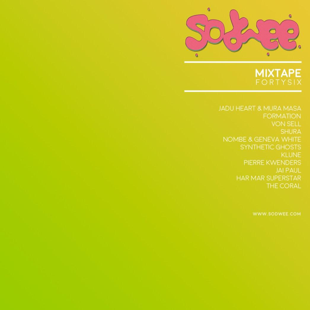 Sodwee's Mixtape n°46