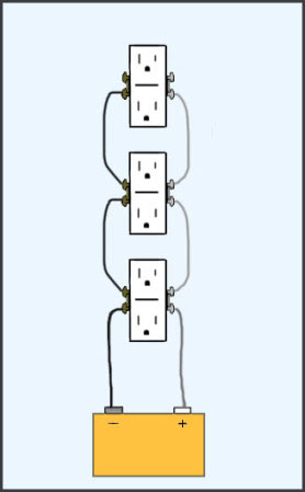 Simple Home Electrical Wiring Diagrams | Sodzee