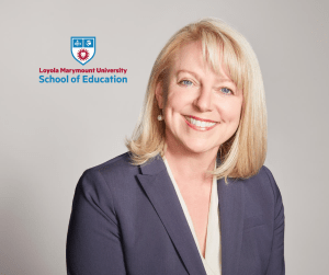 MDY 3 FB 300x251 - LMU School of Education Dean Named an Impact Academy Fellow