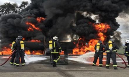As brigadas de emergência em unidades industriais