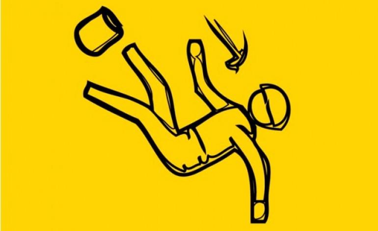 Você já foi vítima de acidente de trabalho?