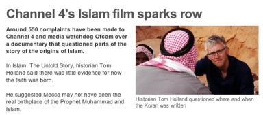 Afbeeldingsresultaat voor islam untold story tom holland