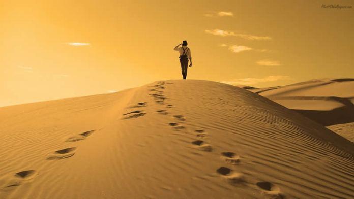 Caracteristicas de uma vida o deserto