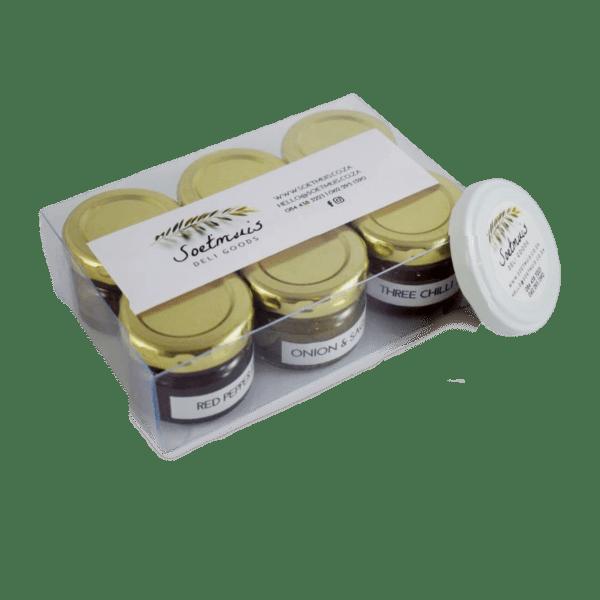 Flavours of Soetmuis Cube