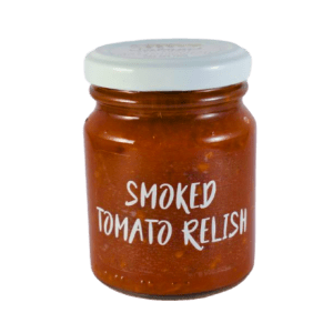 Smoked Tomato Relish