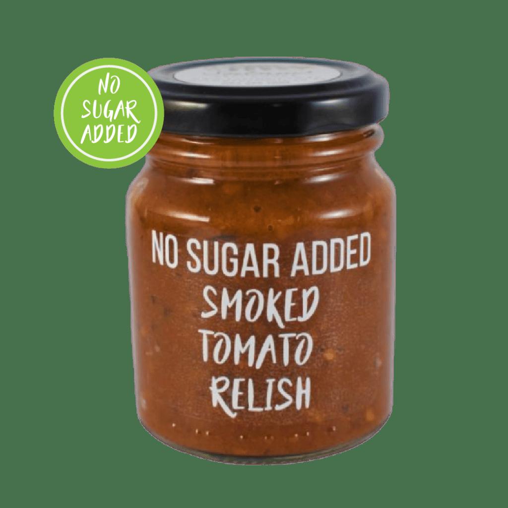 Smoked Tomato Relish (No Added Sugar)