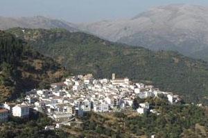Mountainous area