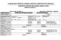 Commercial register