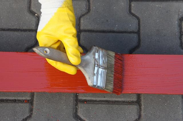 Anticorrosive paint