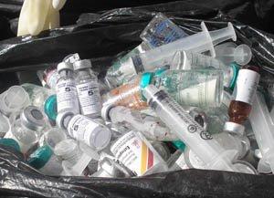 Pathological waste