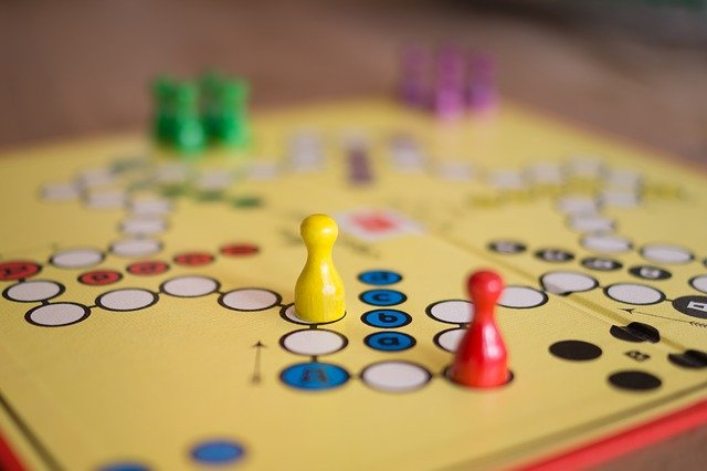Play therapy board game
