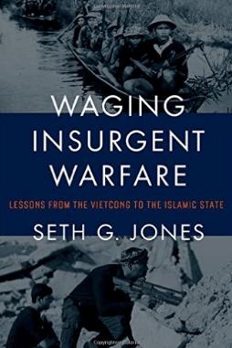 Waging Insurgent Warfare by Seth Jones