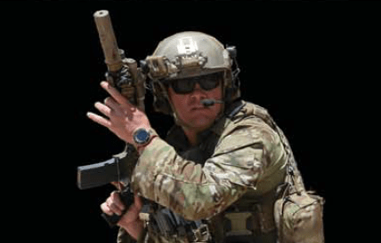 SOF Operator - Image from USSOCOM 2016 Factbook