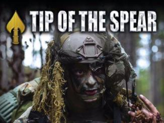 Tip of the Spear Winter 2016 USSOCOM