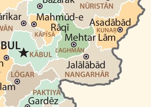 Nangarhar Province Afghanistan