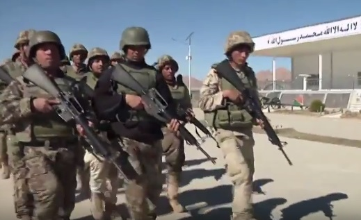 Resolute Support Video SHAPE NATO 20170706
