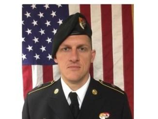SSG Bryan Black U.S. Army Special Forces KIA Niger October 4, 2017