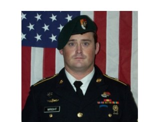 SSG Dustin Wright 3rd Special Forces Group