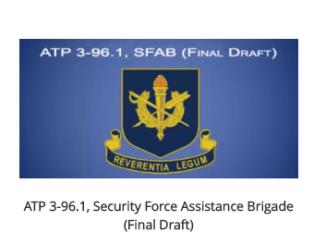 ATP 3-96.1 SFAB