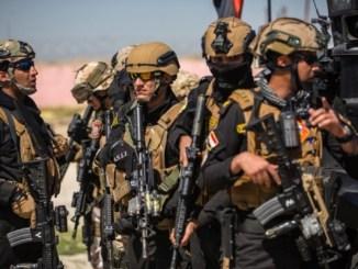 Iraqi Counter Terrorism Service CTS