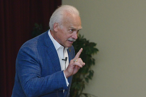 Special Forces Association 2018 Convention Rocky Bleier