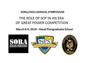 SORA / JSOA Annual Symposium