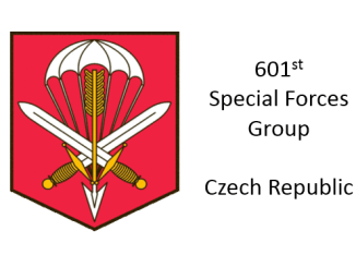 601st Special Forces Group Czech Republic