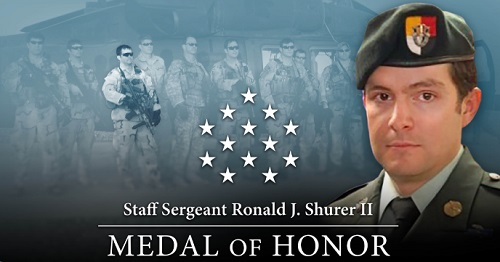 Operation Commando Wrath - Ronald Shurer Medal of Honor