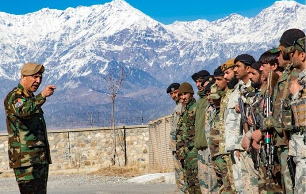 ABF Checkpoint on Durand Line