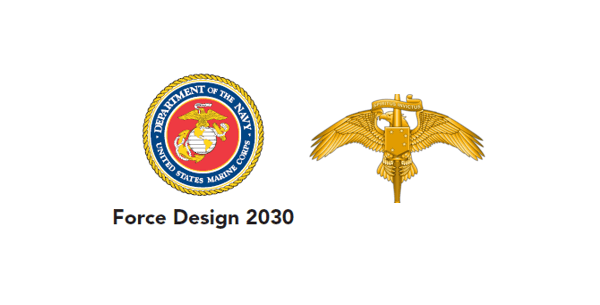 Force Design 2030 Marine Corps