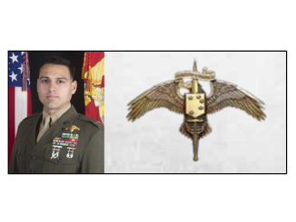 Captain Moises Navas, 2nd Marine Raider Battalion, MARSOC, KIA Iraq