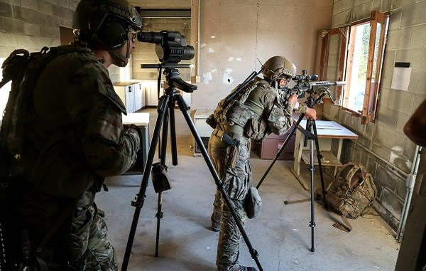 SF Sniper Team