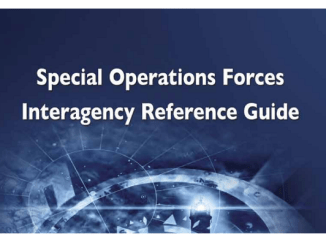 SOF Interagency Research Guide JSOU 2020