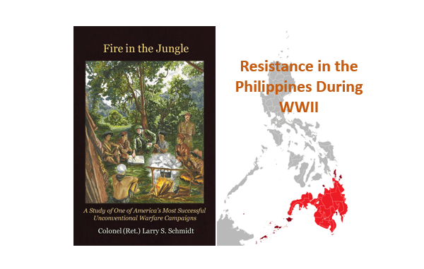 Book Review - Fire in the Jungle