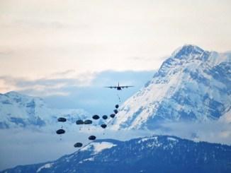 Airborne Operation Frida Drop Zone