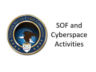 SOF and cyberspace activities