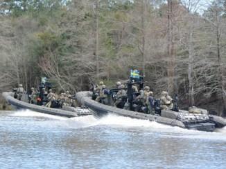 Swedish Special Boat Unit